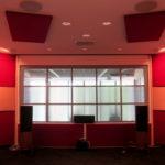 Nitrous speaker wall brighter